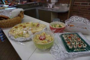 vegetarisch, bayerische Spezialitäten