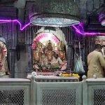 Götter im Hanuman-Tempel